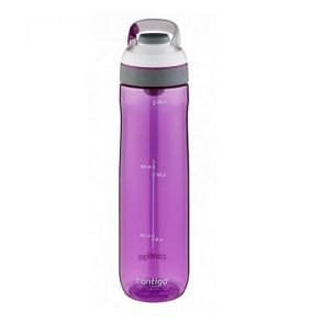 Contigo Cortland Autoseal Water Bottle 709ml Purple
