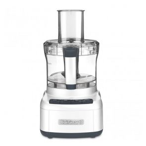 Cuisinart 8 Cup Food Processor White