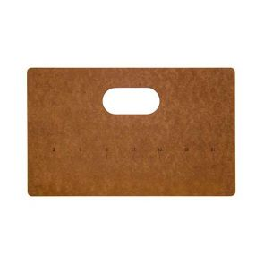 Epicurean Fillet Cutting Board 58.5x37cm Nutmeg