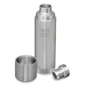 Klean Kanteen Insulated Bottle TKPro 1L Brushed Stainless