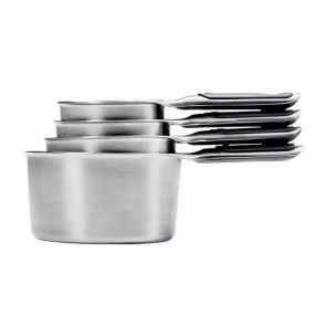 OXO Good Grips Stainless Steel Measuring Cups Set