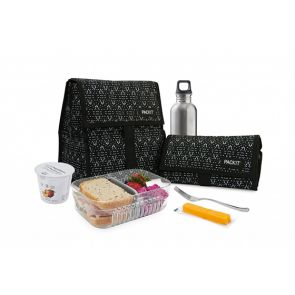 PackIt Freezable Lunch Bag Desert Plains