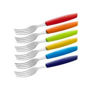 Scanpan Spectrum 6 Piece Fork Set