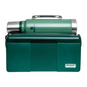 Stanley Heritage Cooler Combo 6.6L Green