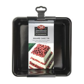Tala Performance Square Cake Tin 20cm