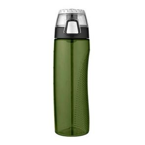 Thermos Eastman Tritan Copolyester Hydration Bottle 710ml Olive Green