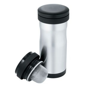 Thermos Stainless Steel Vacuum Insulated Tea Tumbler with Infuser 350ml