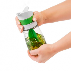 OXO Good Grips Twist and Pour Salad Dressing Mixer