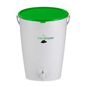 Urban Composter Bucket 15L Lime